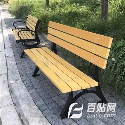 户外排椅 景区园林座椅商场公园长椅 室外休息休闲椅图片