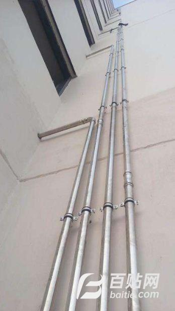 珠海承接不锈钢水管工程上门安装洁净饮用不锈钢水管现场施工图片