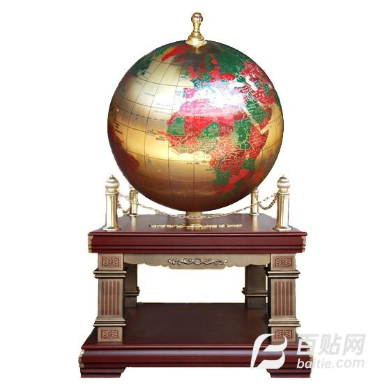 上海市纯铜地球仪 开业乔迁送礼 送母校校庆礼品批发图片