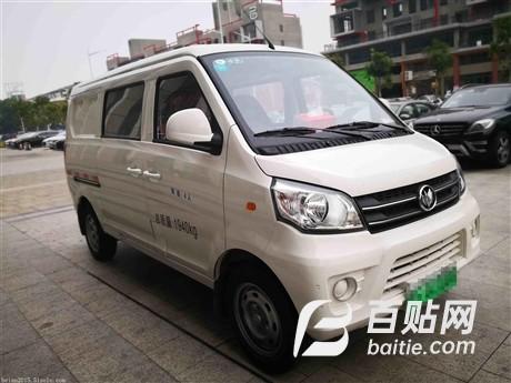 新能源厢式货车出租,广东倍安新能源货车出租电话图片