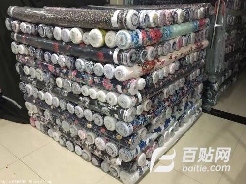 深圳罗湖宝安上门收购厂家服装库存布料辅料图片