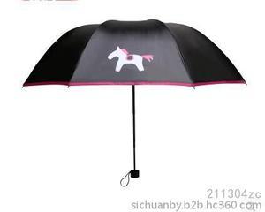 四川天堂伞总代理厂家销售成都直骨雨伞市场在哪里图片