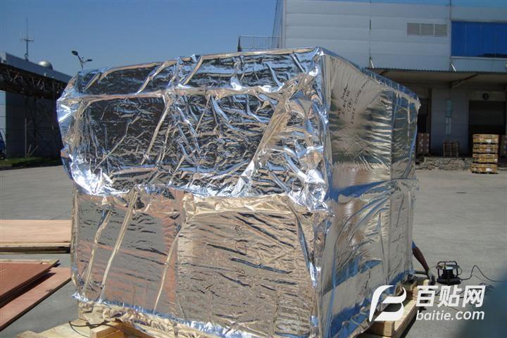 生产纺织机械真空包装袋可防潮、避光、真空包装图片