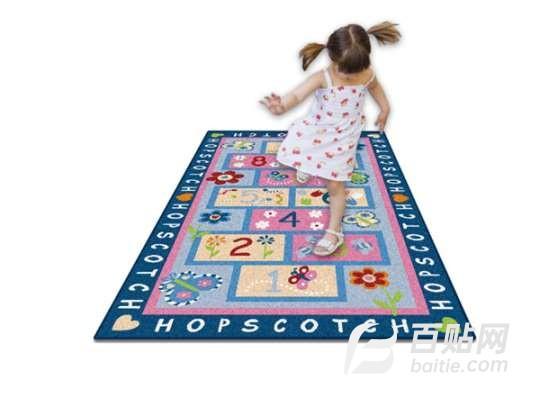 幼儿园儿童地毯批发_武汉地毯生产厂家_sunfavor图片