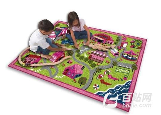 幼儿园儿童地毯批发_河南地毯厂家_sunfavor图片