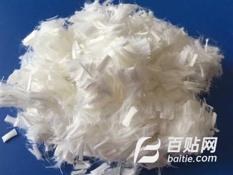 沥青专用聚酯纤维  聚酯纤维图片