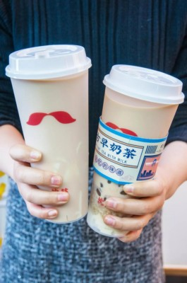 吴旗奶茶小吃加盟沈茶豆腐鲜奶茶围炉三国锅盔联合4.8万省投资图片