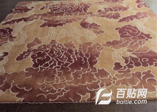 胶背地毯报价高档胶背地毯腈纶胶背地毯首选唯尔雅地毯图片