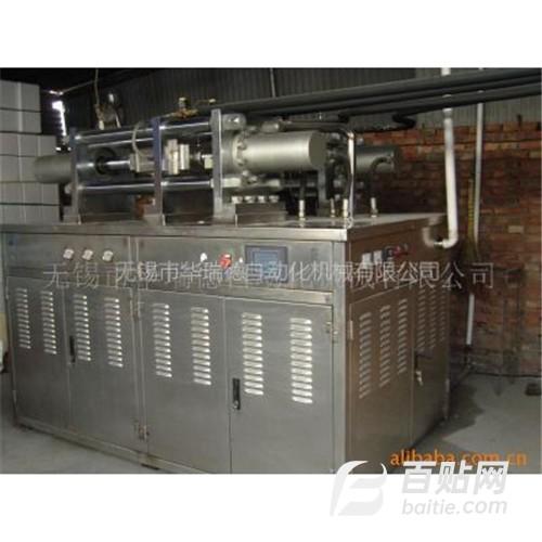 颗粒干冰机型号 无锡华瑞德自动化公司 江苏颗粒干冰机图片