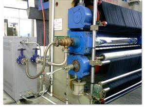 压延机辊筒专用模温机 橡胶机械专用模温机图片