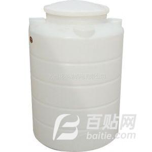 供应苏州现货供应PE塑料水桶 苏州PE塑料水塔 苏州塑料容器图片
