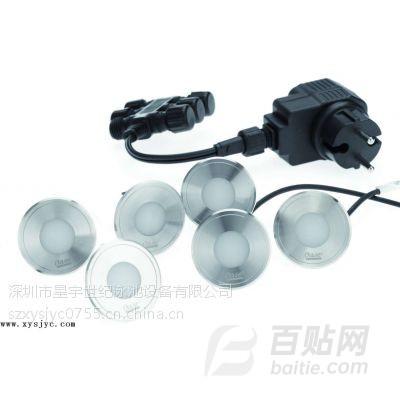 欧亚瑟(OASE)LUNAQYA Terra LED SET6水景灯图片