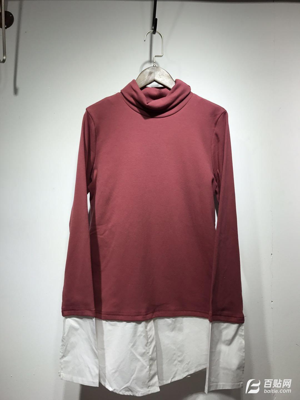 女装短t衬衫毛衣雪纺连衣裙---出售图片