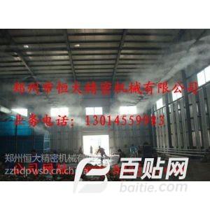 供应垃圾处理场所异味净化臭气治理郑州恒大机械设备厂家设计安装图片