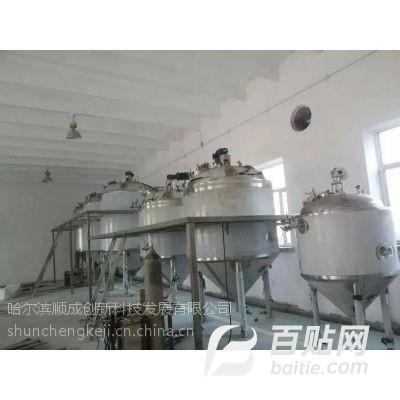 供应生物工程不锈钢发酵设备 农业用微生物菌种生产技术及设备图片