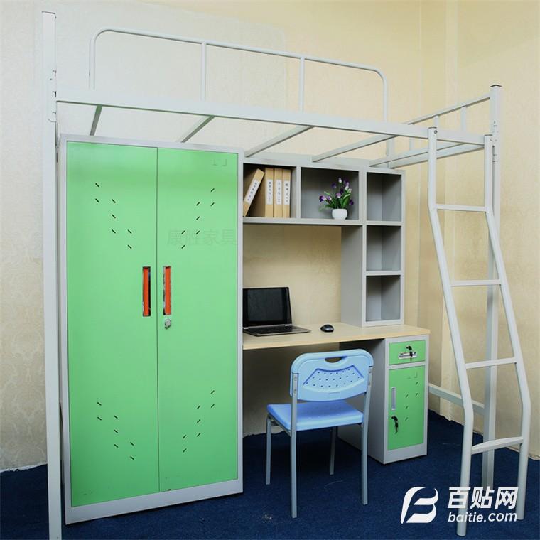 值得入手的深圳学生宿舍组合床 康胜家具10年品牌厂家批发图片