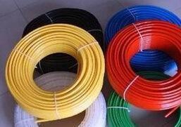 低价优质耐油黑色树脂管尼龙增强树脂软管纤维增强树脂管图片