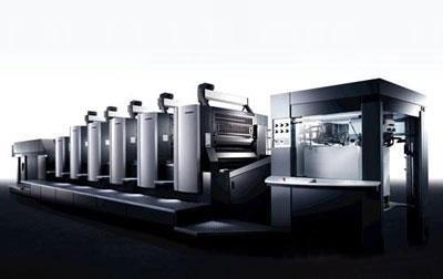 超过十年的小森胶印机可以进口吗图片