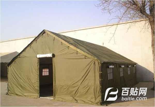 军用阻燃帐篷图片