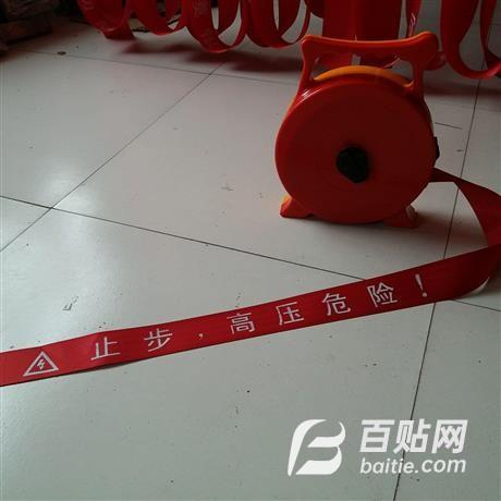 专业生产锦纶警示带厂家 使用寿命长 精美盒装警示带A8图片