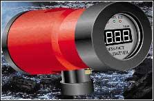 工业气体报警器图片