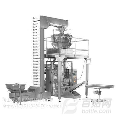 广东太川包装机械 粉剂计量立式包装机图片