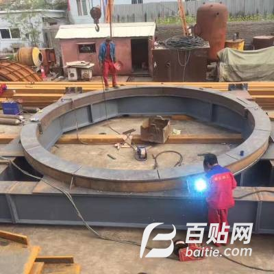 北京地铁盾构机反力架加工厂衡水浩海工程材料有限公司图片