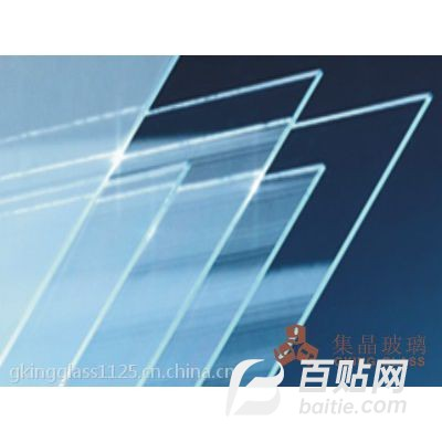 德国BF33高硼硅玻璃 UV固化机 耐高压玻璃图片