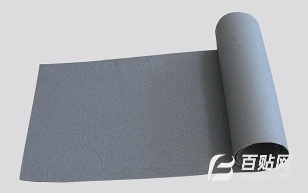 朝阳篷布0.43银粉纤维阻燃布 纤维防火蓬布 船用设备罩 机械设备罩 阻燃蓬布生产厂家图片