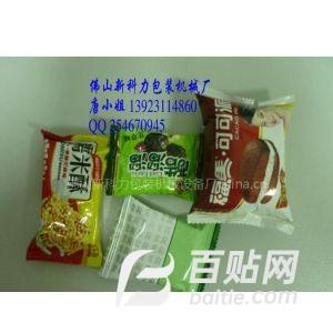 供应阳江米饼包装机,广东优质食品包装机械图片