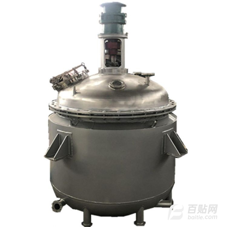 直销反应釜 电加热反应釜 单层玻璃反应釜 电加热反应釜 可定制图片