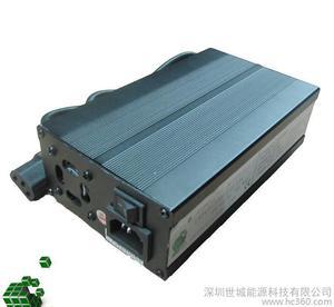 叉车充电器24V驾驶式洗地机12A清洁设备太阳能充电器厂家批发图片