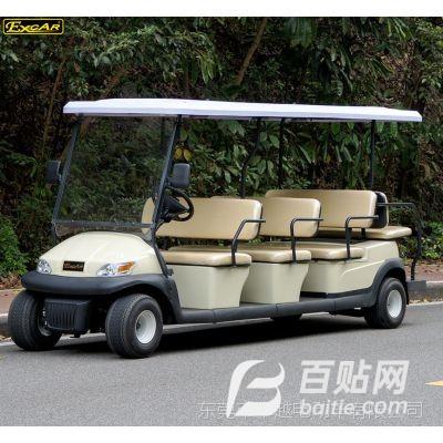 ***11座新能源看房景区电动车游览车四轮电瓶车加盟代理旅游车图片