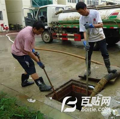 昆山技术管道疏通随叫随到 苏州万家乐环保工程供应图片