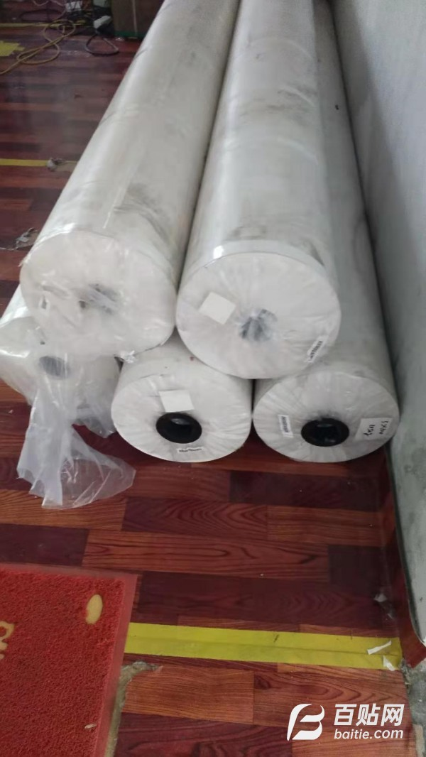 热销膜布加工 PVC膜材批发 白色膜布加工图片