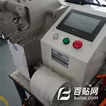 JH-240伺服六边压接机 液压免换模端子机图片