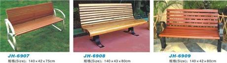 深圳山樟木长椅公园长椅园林长椅图片