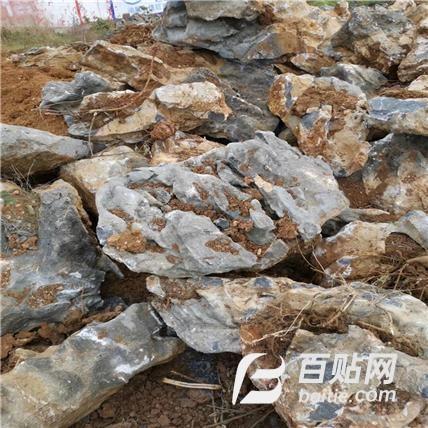 假山料假山_景明石业_庭院假山_园林景观石材石料图片