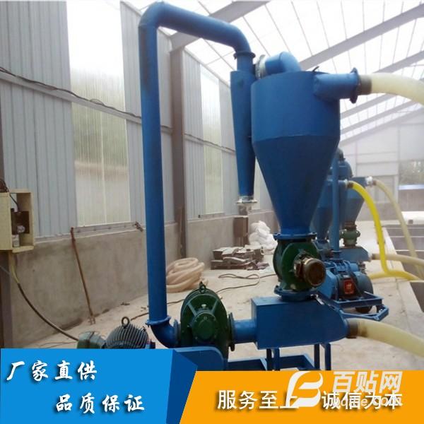 水泥气力输送设备 木屑气力输送设备 气力输送设备图片