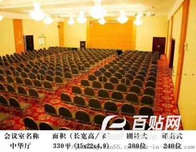 北京开培训会议的酒店租赁 首都机场附近酒店会议室预定图片