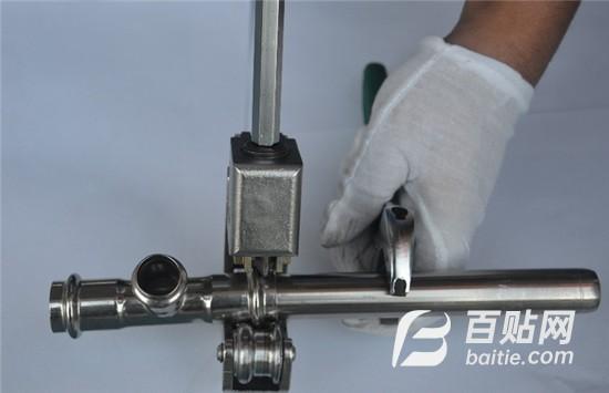 高端不锈钢卡压式冷热水管 卡压式薄壁不锈钢管图片