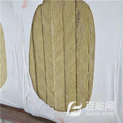 凯华岩棉板复合保温板A级防火隔声板憎水吸音隔热外墙玄武岩棉板图片
