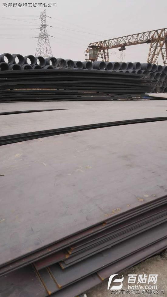 供应Q235B Q345B优质中厚板图片
