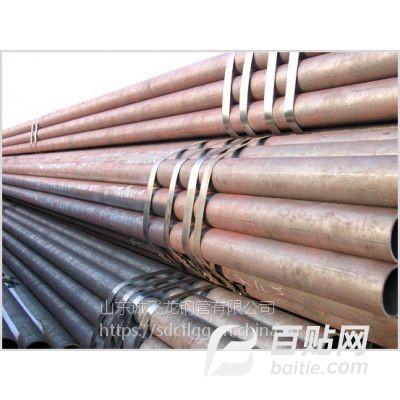 聊城无缝钢管厂家 厚壁无缝钢管 大口径无缝钢管价格 诚飞龙无缝管图片