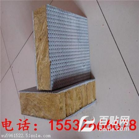 临夏岩棉复合板厂家 岩棉复合板价格图片