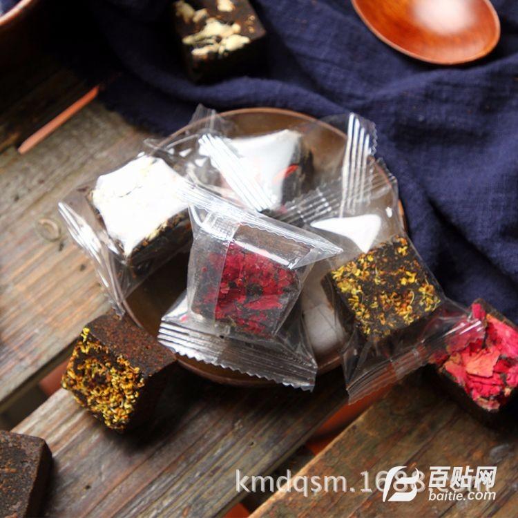 云南红糖黑糖厂家直销 独立包装多种口味20斤/件图片