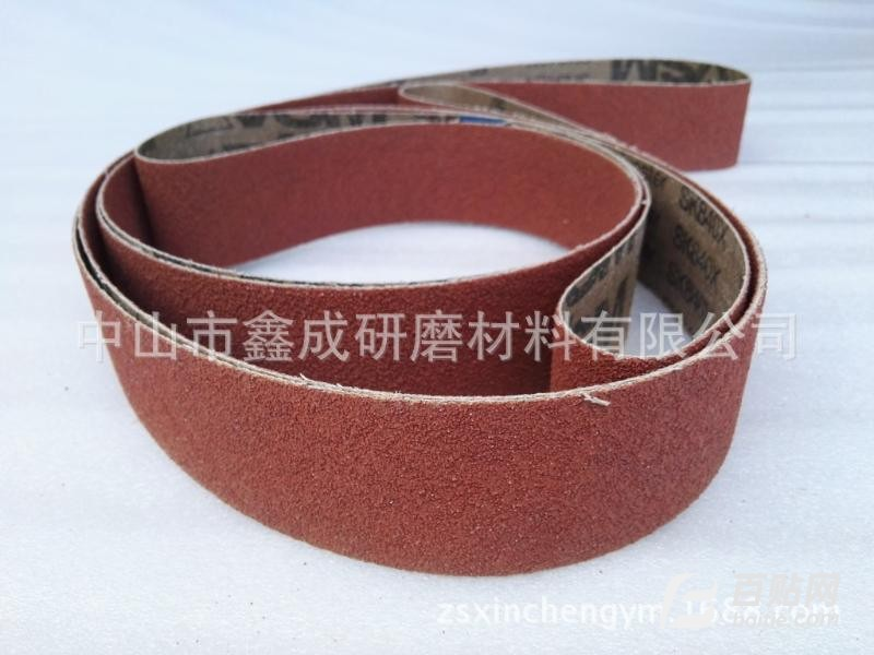 德国VSM SK840X砂带 P50 P60 陶瓷砂带图片