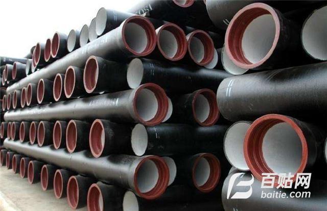 河北兴华铸铁管 河北兴华铸铁管件管材 铸铁管厂家图片