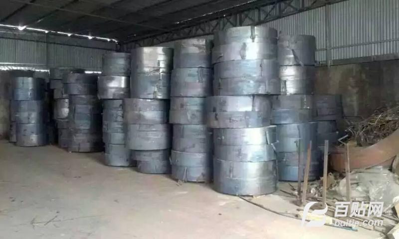 河北省霸州市胜芳冷轧黑退带钢厂价格图片