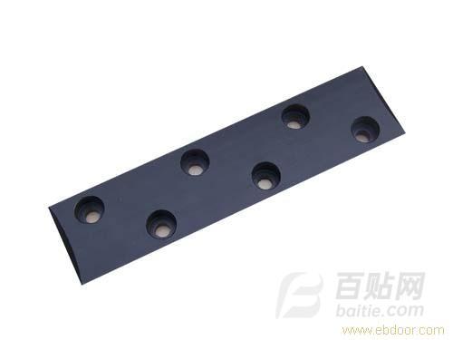 工程塑料合金耐磨滑板 滑块图片